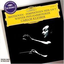 Beethoven - Syms 5 & 7/vp/kleiber      Gor NEW CD