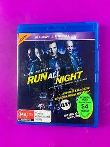 Run All Night - Blu-Ray PAL *Complete*