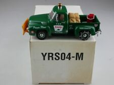 YRS04 1954 Ford F100 Snow Plough - 47615 Matchbox Collectibles Yesteryear Dinky