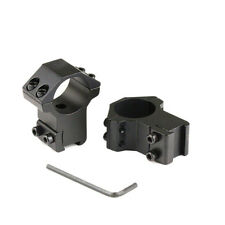 Profile Rifle Scope Rings 25.4x11mm Dovetail Rail Dovetail Mount Weaver Tcja