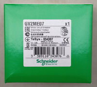 SCHNEIDER GV 690 V GV2ME07 MOTOR PROTECTION CIRCUIT BREAKER 3P