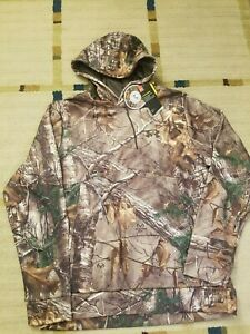 Under Armour Storm Icon Hoodie sz L Realtree camo 1285582 948
