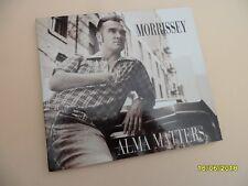 """Morrissey """" Alma Matters """" 3 Track 1997 UK CD Single"""