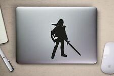 Zelda Macbook Decal