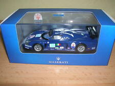 Ixo Maserati mc12 ALMS 12h Sebring 2005 babini-Bertolini-Simone #35 1:43