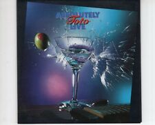 CD  TOTO 	absolutely live	2CD EX-  (A2071)