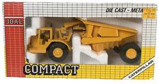 Joal Caterpillar CAT-631 Tractor w/Loader #222Die-Cast (NIB 1990)
