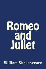 Romeo and Juliet (2013, Paperback)