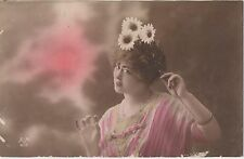 POSTCARD  GLAMOUR  French Beauty  EM 410