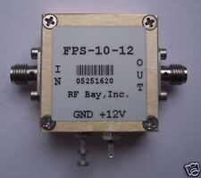 Frequency Divider 0.1-12.0GHz Div 10, FPS-10-12,New,SMA