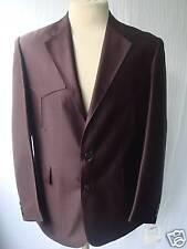 44R 36W New Mens Western Wear Suit Burgundy SwedishWarp