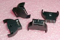 CR2032 Knopfzellenhalter Batteriehalter Sockel - CR2032 ... stehend .. 4 - Stück