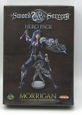 Sword & Sorcery GRPR113 Morrigan (Hero Pack) Demon Witch Huntress Female Warrior