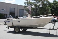 Aluminium Hull 15 ft or under QLD Motorboats