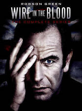 Wire In The Blood The Complete U.K.Series Dvd Set Very Good And FREE SHIPPING