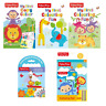 New Fisher Price My First Colouring Copy Fun Toddler Kids Drawing Activity Book