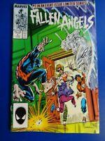 fallen angels  DC   #3Comic book hi res pics REFBOXA
