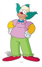 Krusty the Clown Simpsons Cardboard Fun Cutout/Figure 160cm Tall -For your Party