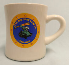 US Navy Ceramic SDV 1 SPECIAL DELIVERY VEHICLE SEAL TEAM ONE Mug Cup