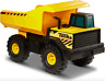 Kids Toy Dump Truck Large Tonka Heavy Duty Ride Mighty Outside Construction US