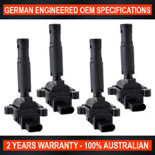 Set of 4 Ignition Coils for Mercedes Benz Kompressor Super Charged 1.8L IGC308
