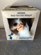 """Vintage 1984 Don Post Gremlins """"GIZMO"""" Mask. 1989 Don Post/Warner Brothers -RARE"""