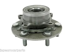 For MITSUBISHI L200 PAJERO SHOGUN 06> FRONT WHEEL AXLE BEARING HUB COMPLETE ASSY