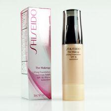 Shiseido The Makeup Lifting Foundation SPF16 O60 / O 60 Natural Deep Ochre