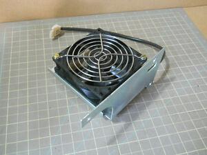 IBM 7013 90mm Supplemental Cooling Fan, Tape Drive Fan  w/ Bracket - Tested