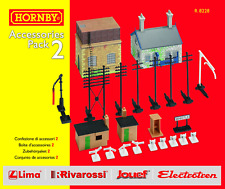 Hornby R8228 OO Gauge Trakmat Accessories Pack 2