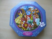 1000 Piece Jigsaw, Disney Characters Ravensburger Puzzle 15885, Collector's Ed.
