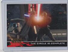 STAR WARS REVENGE OF THE SITH TRADING CARDS PROMO TRADING CARD P1