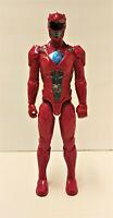 "Saban's Mighty Morphin Power Rangers Movie 12"" Red Ranger Action Figure BanDai"