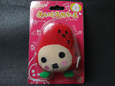 Tamagotchi Plus ichigotchi (Strawberry) Plush Doll Case TAMAGOTCHI BANDAI