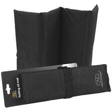 Accessoires noirs en mousse pour tente et auvent de camping
