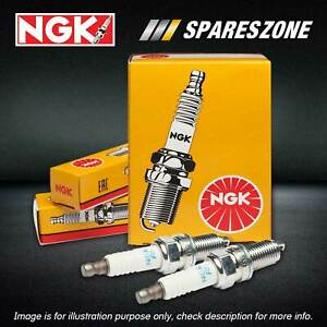 2 NGK Standard Spark Plugs for Citroen 2CV 0.6L 2Cyl CARB OHV 1968-1996