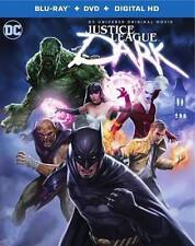 Justice League Dark (Blu-ray Disc) Dc Universe Brand New Free Shipping