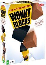 Wonky Blocks Game - Tactic Games