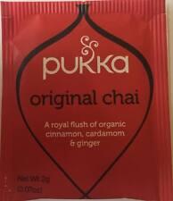 Pukka Tea 20 Sachets Organic Herbal Teabags - Original Chai