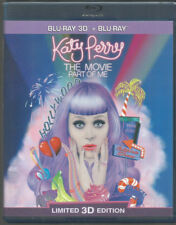 Katy Perry The Movie: Part Of Me (3-D BLU RAY + BLU-RAY) 2 DISC
