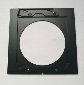 Luland Linhof 5*7in 129.3*129.3mm to Linhof  4*5 99X96mm Lens board adapter