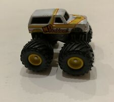 Ford Bronco NO PROBLEM Monster Truck Micro Machines Tuff Trax Series RARE