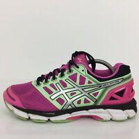 Asics Gel-Divide 2 Pink Textile Gym Trainer Sneaker T5H8N Siz UK 7.5 Eur 41.5