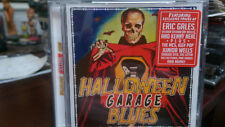 HALLOWEEN GARAGE BLUES CD Wells Iggy MC5 Fuzztones Shuggie Neal Gales Travers