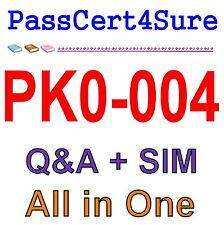 CompTIA Project+ PK0-004 Exam Q&A+SIM
