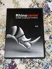 Rhinoceros 4.0 NURBS Modeling Windows PC Computer Software Educational Ver w/Key