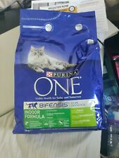 Purina ONE Adult Indoor Dry Cat Food 3kg