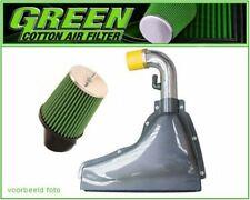 Kit caja de aire Green (airbox) Toyota Yaris 1,5L Ts  106Cv 01-