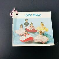 Madame Alexander Doll Hang Tag Little Women W Pictures Inside International
