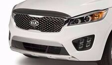 2016 Genuine Factory Kia Sedona Hood Deflector Protector Bug Shield Rock Gaurd